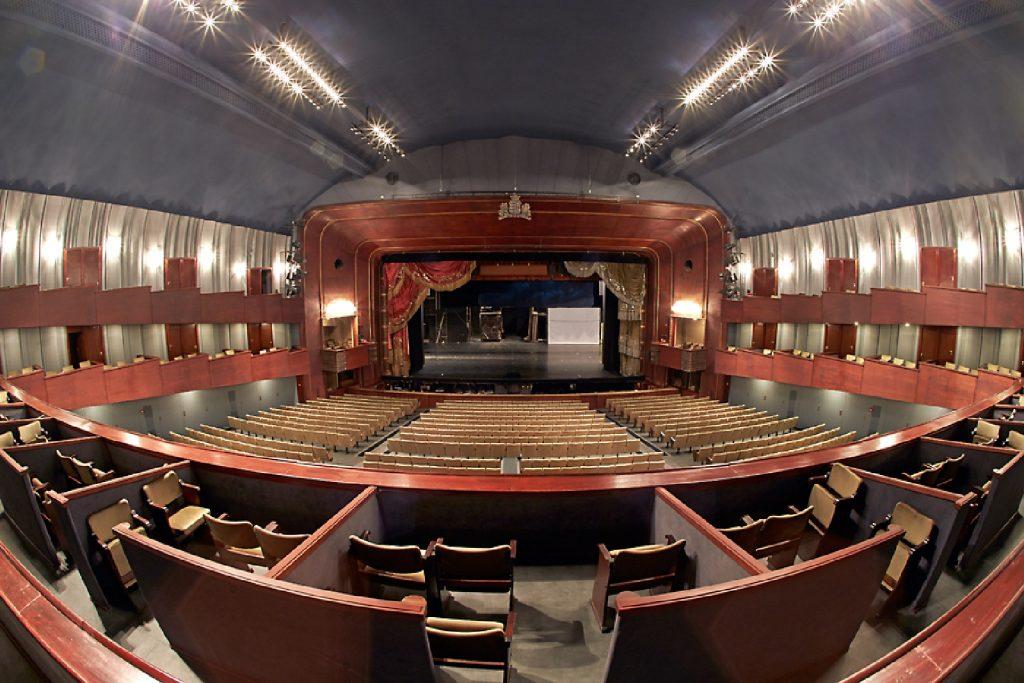 Hangtechnika Erkel színház
