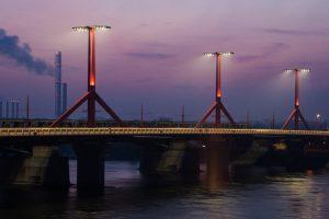 Rákóczi-híd LED világítás
